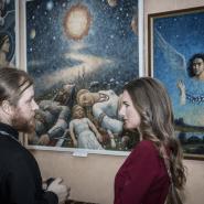 Выставка «Под небом России» фотографии