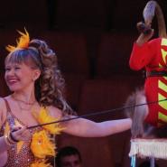 Цирковое шоу «Легенда цирка» фотографии