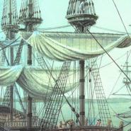 Выставка «Про Петра и флот» фотографии