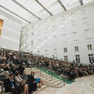 Международная конференция по вопросам развития креативных индустрий Calvert Forum Siberia 2017 фотографии