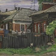 Мини-выставка картин Юрия Рыбьякова в Литературно-краеведческом центре фотографии