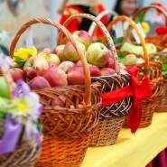Продовольственная ярмарка в Тюмени фотографии