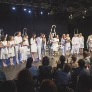 Международный фестиваль уличных театров «Сны улиц» 2017 фотографии