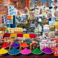 Индийская ярмарка фотографии