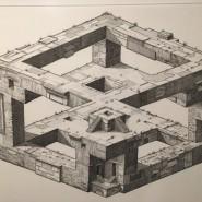 Выставка «Иллюзия в графике и плакате» фотографии