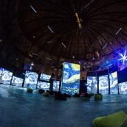 Выставка «Ван Гог - Живые полотна» фотографии
