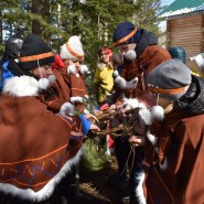 Праздник народов Севера «Вороний день — Вурнга хатл» 2019 фотографии