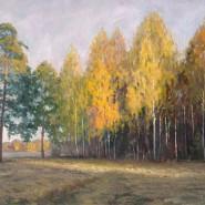 Выставка «Времена года. Музыка русской живописи» фотографии