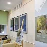 Выставка «Александр Траугот. Чудо-книжка «Конек-горбунок» в Арт-салоне «На Никольской» фотографии