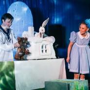 Кукольный спектакль «Мишуткина ёлка» фотографии