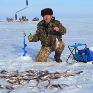 Чемпионат города Тюмени по ловле на блесну со льда 2018 фотографии