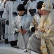 Праздник Крещения в Тюмени 2019 фотографии