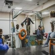 Мастер-класс по актерскому мастерству «Гимнастика чувств» фотографии