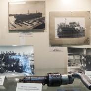 Выставка  «Покорители сибирских рек» фотографии