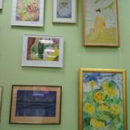 Выставка картин Николая Никитина «Тридцать три. До и после» фотографии
