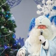 Встреча Деда Мороза из Великого Устюга 2017 фотографии
