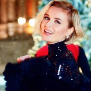 Концерт певицы Полины Гагариной фотографии