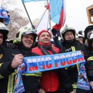 Пожарно-спасательный флэшмоб фотографии