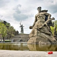 Выставка  «Выстоял бессмертный Сталинград» фотографии
