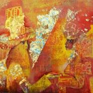 Выставка уфимской художницы Ольги Самосюк фотографии