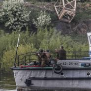 Историческая реконструкция «Освобождение города Севастополя от немецко-фашистских захватчиков» 2017 фотографии