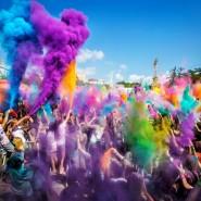 Всероссийский Фестиваль красок в Тюмени 2017 фотографии