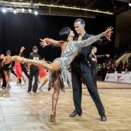 Фестивальные концерты бального танца и брейкинга фотографии