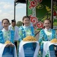 Районный  национальный праздник Сабантуй-2017 фотографии