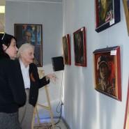 Выставка «Бессмертный полк» Остапа Шруба» фотографии