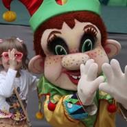 Трансляция в Тюменском театре кукол ко Дню защиты детей фотографии