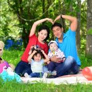 Всероссийский конкурс «Семья года» фотографии