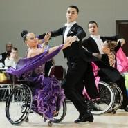 Кубок России по спортивным танцам на колясках в Тюмени 2017 фотографии