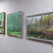 Выставка художника Сергея Струнникова фотографии