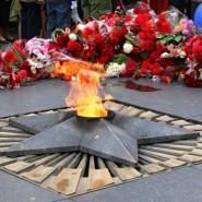 Выставка «Вечный огонь памяти» фотографии