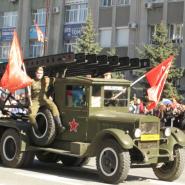 День Победы в Тюмени 2018 фотографии