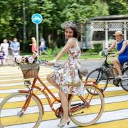 Велопарад «Леди на велосипеде» в Тюмени 2017 фотографии