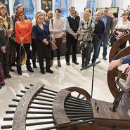 Выставка «Леонардо да Винчи» фотографии