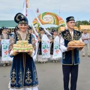 Праздник Сабантуй в селе Ярково 2017 фотографии