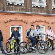 Велоквест «Загадки сибирской столицы» фотографии