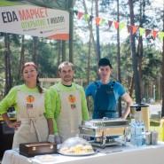 Ярмарка «Маркет еды» фотографии