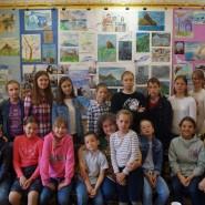 Выставка работ юных художников «Крымские каникулы» фотографии