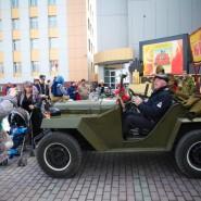 День Победы в Тюмени 2017 фотографии