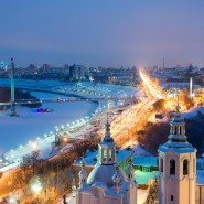 Книжная выставка  «Открой свой город заново!». фотографии