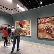 Выставка цикла «Сокровища музеев России» в Тюмени фотографии