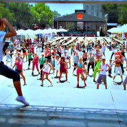Фестиваль творчества и спорта  «Тюмень спортивная» 2017 фотографии
