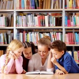 Весенние каникулы в библиотеках 2018