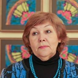 Выставка книжных иллюстраций Альфеи Мухаметовой