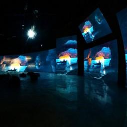 Выставка «Айвазовский — ожившие полотна»