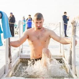 Праздник Крещения в Тюмени 2021