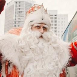 Акция «День рождения Деда Мороза» в Тюмени 2019
